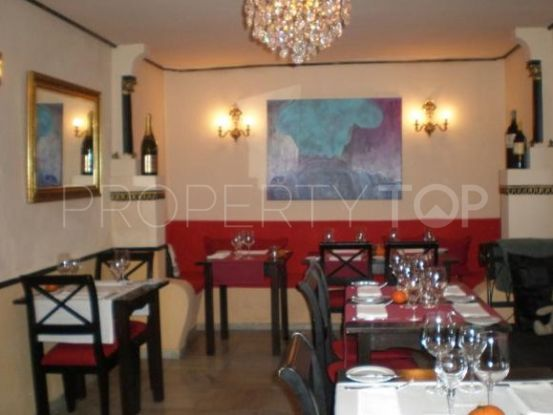Restaurant for sale in Casco antiguo, Marbella | Loraine de Zara