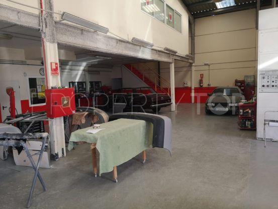 For sale industrial premises in Plaza de toros-La Ermita, Marbella | Loraine de Zara