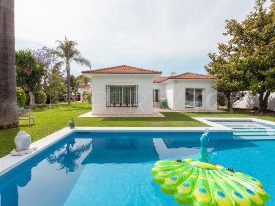 4 bedrooms Los Monteros Playa villa for sale | Loraine de Zara