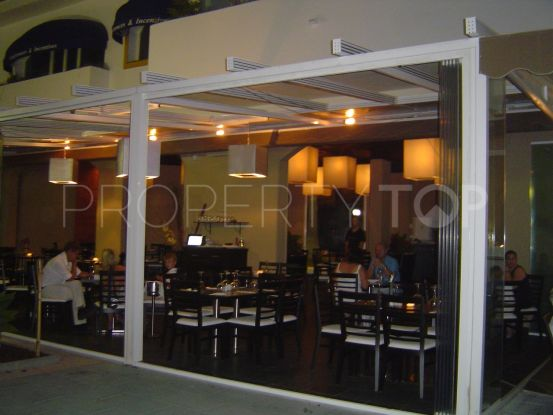 Marbella restaurant for sale | Michael Moon