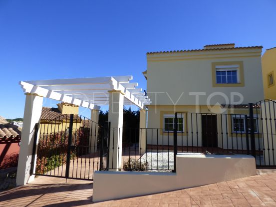 Buy Alcaidesa Costa house with 3 bedrooms   Alcaidesa Property