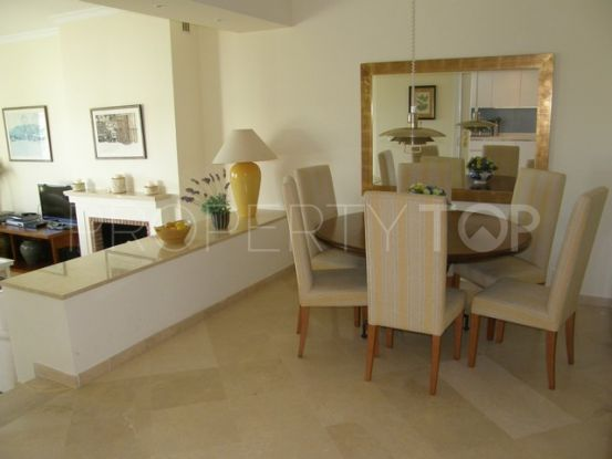 For sale 3 bedrooms ground floor apartment in Alcaidesa Costa | Alcaidesa Property