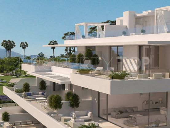 Penthouse with 2 bedrooms for sale in New Golden Mile, Estepona | Lucía Pou Properties