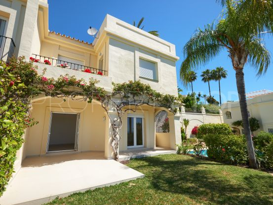 3 bedrooms town house in Benahavis | Lucía Pou Properties