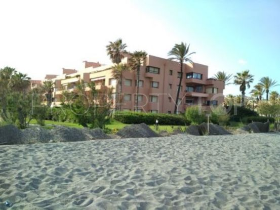 For sale 1 bedroom ground floor apartment in Sotogrande Playa | Serneholt Estate