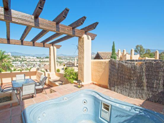 Duplex penthouse with 3 bedrooms in El Campanario, Estepona | Serneholt Estate