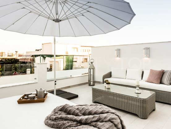 For sale town house in Casco antiguo with 2 bedrooms | Serneholt Estate