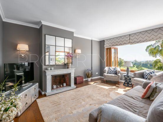 For sale 5 bedrooms duplex penthouse in Alcores del Golf, Nueva Andalucia | Serneholt Estate