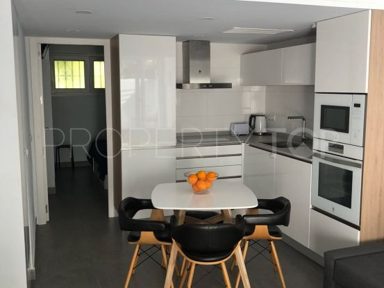 Ground floor apartment in Los Boliches with 1 bedroom | Serneholt Estate
