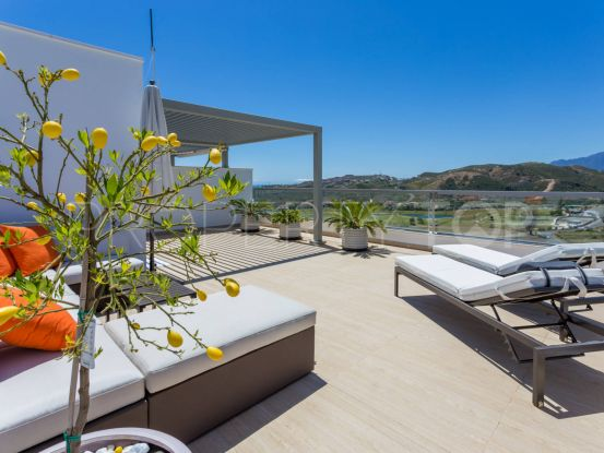 For sale 3 bedrooms duplex penthouse in Benahavis | Serneholt Estate