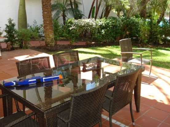 Marbella - Puerto Banus 2 bedrooms ground floor apartment for sale | Ventura Properties