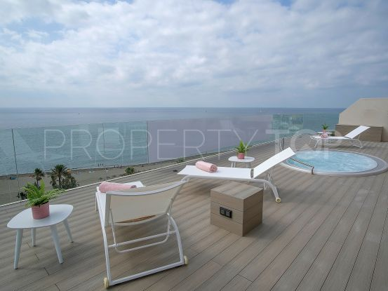 Penthouse for sale in Estepona Old Town | Cleox Inversiones