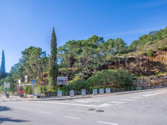 For sale development land in Benahavis Centro | Cleox Inversiones
