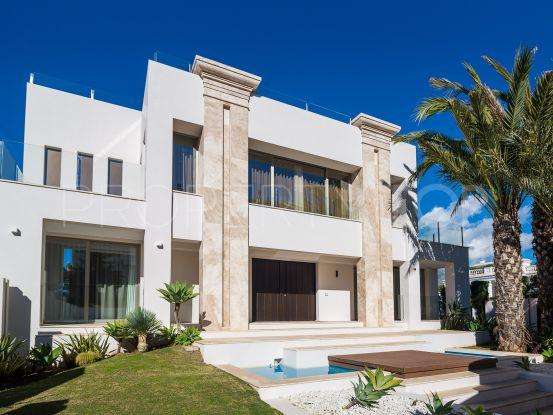 Buy villa in Rio Verde Playa, Marbella Golden Mile | Cleox Inversiones