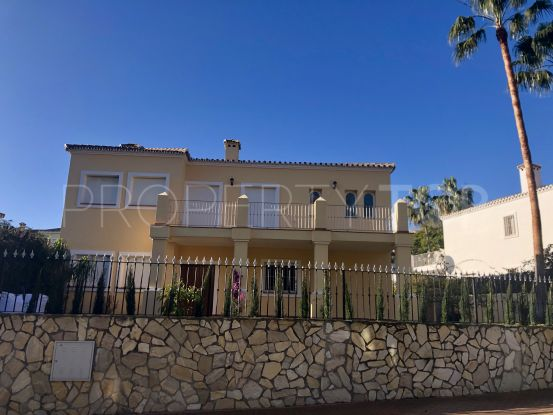 Guadalmina Alta, San Pedro de Alcantara, chalet de 5 dormitorios en venta | Cleox Inversiones