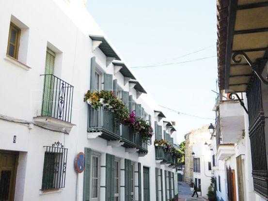 For sale Casco antiguo 1 bedroom ground floor apartment   Cleox Inversiones