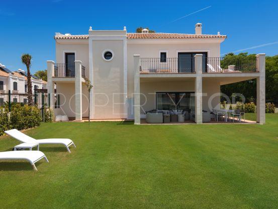 Guadalmina Baja semi detached house for sale | Cleox Inversiones