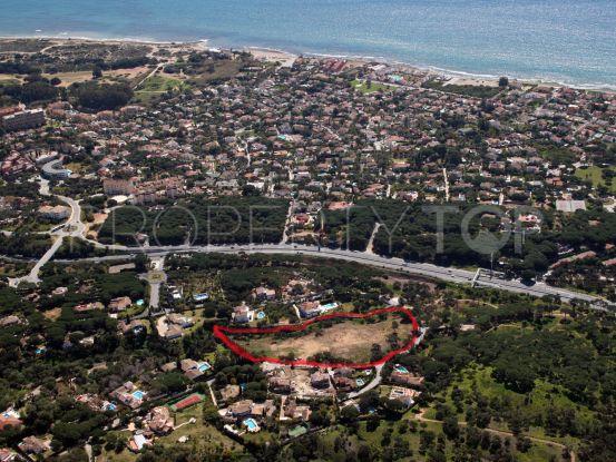 For sale development land in Hacienda las Chapas, Marbella East | Cleox Inversiones