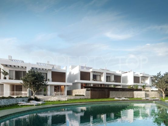 4 bedrooms Marbella East semi detached villa | Cleox Inversiones