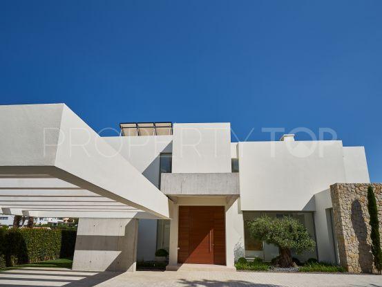 Buy 5 bedrooms villa in Capanes Sur, Benahavis | Cleox Inversiones