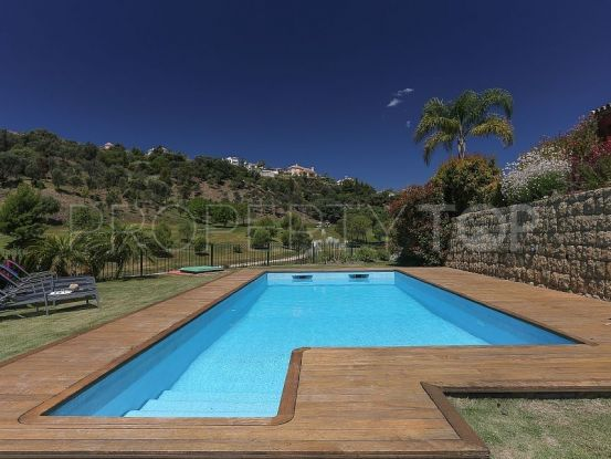 For sale 5 bedrooms villa in Capanes Sur, Benahavis | Cleox Inversiones
