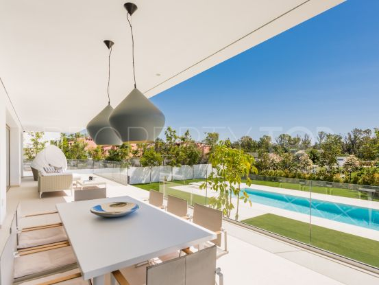 For sale villa in Casasola with 4 bedrooms | Cleox Inversiones