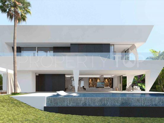 For sale villa with 5 bedrooms in El Campanario, Estepona | Cleox Inversiones