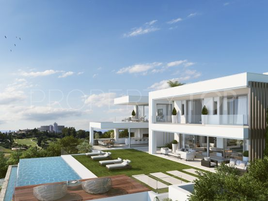 Villa for sale in Benahavis with 4 bedrooms | Cleox Inversiones