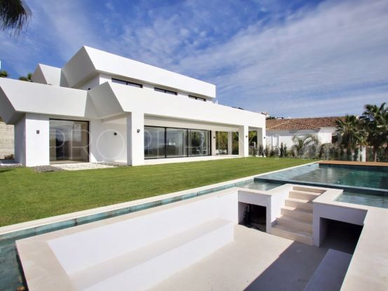 Villa with 5 bedrooms in Capanes Sur, Benahavis | Cleox Inversiones
