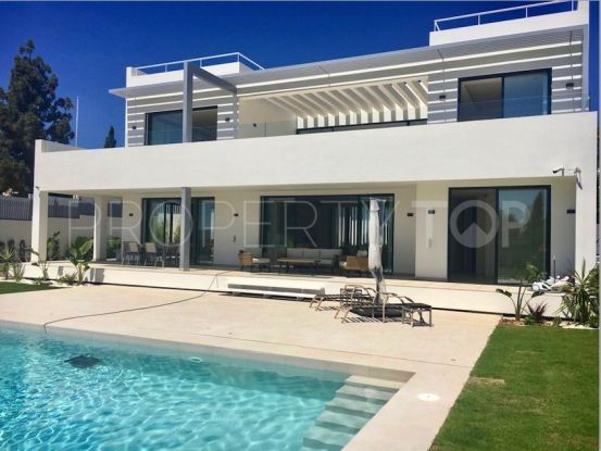 For sale villa with 6 bedrooms in Marbella Golden Mile | Cleox Inversiones