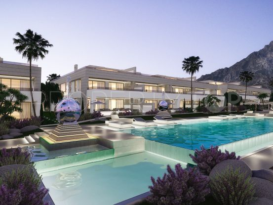 Marbella Golden Mile 3 bedrooms villa | Cleox Inversiones