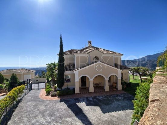 Villa with 4 bedrooms in Sierra Blanca Country Club | Cleox Inversiones