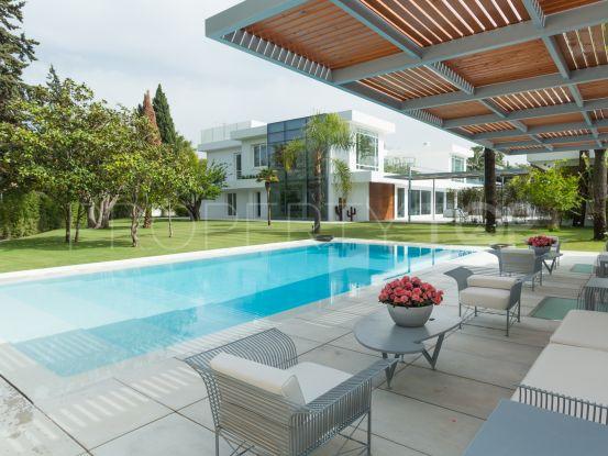 Guadalmina Baja villa for sale | Cleox Inversiones