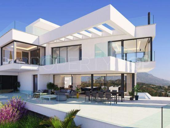 For sale villa with 5 bedrooms in La Quinta Golf, Benahavis | Cleox Inversiones