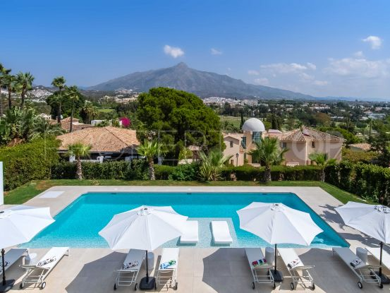 Villa in Nueva Andalucia, Marbella | Cleox Inversiones