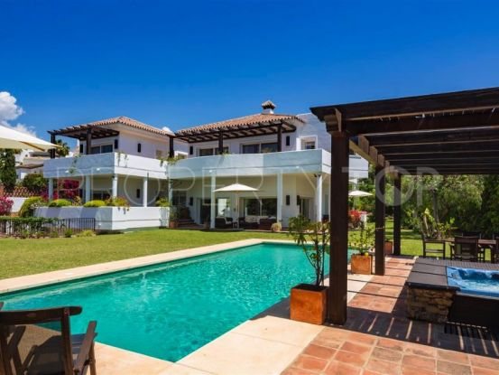 Bahia de Marbella 7 bedrooms villa for sale | Cleox Inversiones