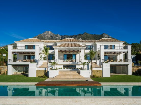 For sale villa in Marbella Golden Mile with 7 bedrooms | Cleox Inversiones
