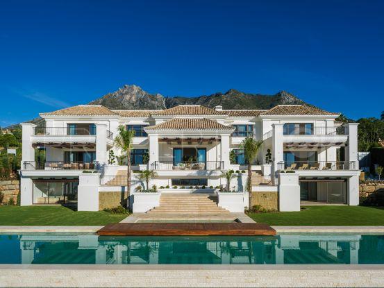 Comprar villa de 7 dormitorios en Marbella Golden Mile | Cleox Inversiones