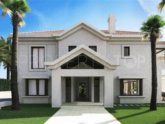 Buy villa with 6 bedrooms in Marbella Golden Mile | Cleox Inversiones