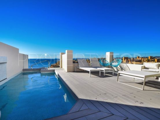 Buy penthouse with 4 bedrooms in New Golden Mile, Estepona | Cleox Inversiones