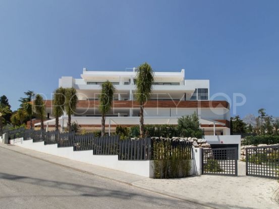 For sale apartment in Marbella Golden Mile with 3 bedrooms | Cleox Inversiones