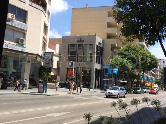 For sale building in Marbella Centro | Cleox Inversiones