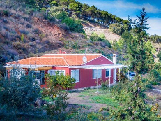 For sale 4 bedrooms country house in Olletas - Sierra Blanquilla, Malaga   Keller Williams Marbella