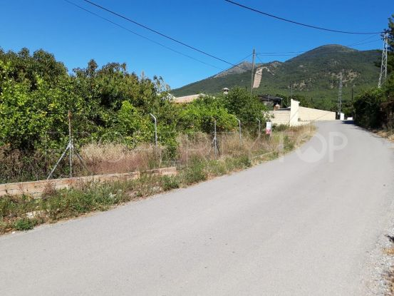 For sale plot in Alhaurin el Grande | Keller Williams Marbella