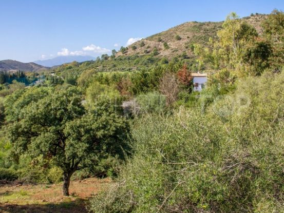 For sale plot in Los Arqueros, Benahavis | Keller Williams Marbella