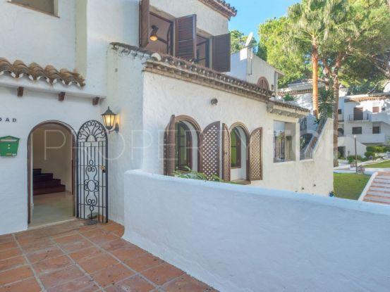 For sale Aloha 3 bedrooms semi detached house | Keller Williams Marbella