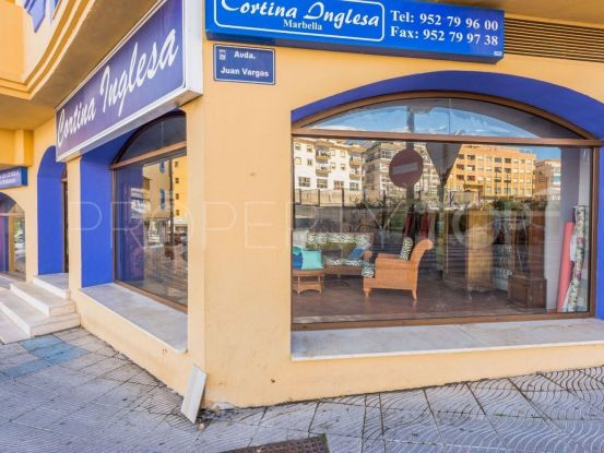 Commercial premises in Nueva Alcantara for sale | Keller Williams Marbella