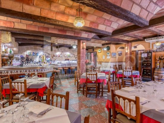 Restaurant for sale in San Pedro de Alcantara with 4 bedrooms | Keller Williams Marbella