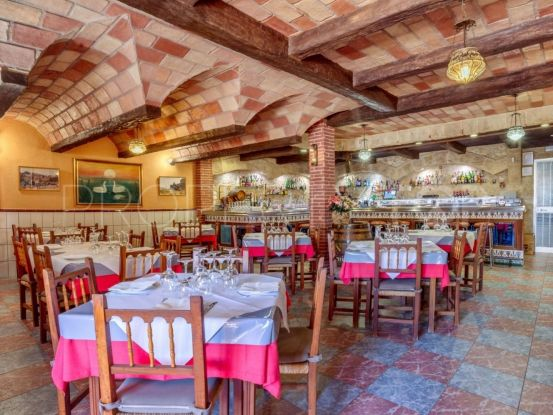For sale restaurant with 4 bedrooms in San Pedro de Alcantara | Keller Williams Marbella