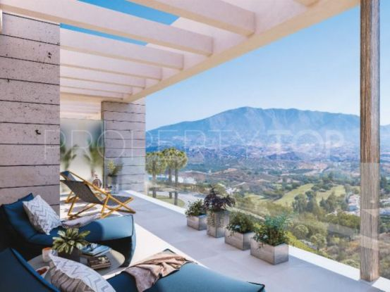 Penthouse for sale in La Cala Golf with 3 bedrooms | Keller Williams Marbella